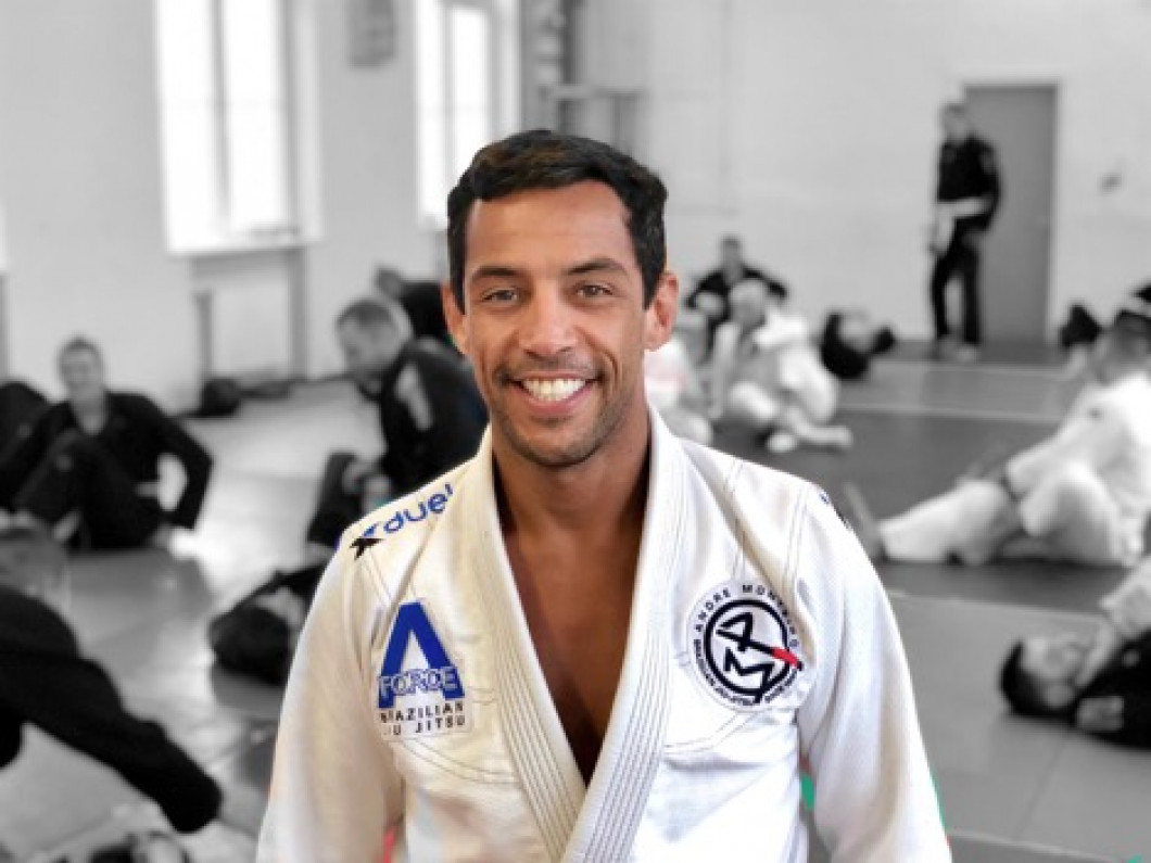 Message from the Founder of A-Force BJJ, Professor Andre 'Tim' Monteiro: